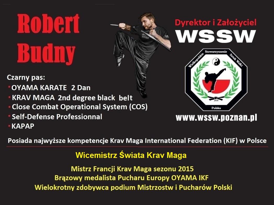 Robert_Budny_WSSW_Wicemistrz_Swiata_Krav_Maga_WSSW_Pozna