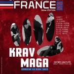 Przygotowania Roberta Budnego do Mistrzostw Francji Krav Maga