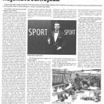 Wywiad z naszym Wicemistrzem Świata Krav Maga Robertem Budnym w tygodniku Przegląd Kolski