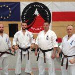 Ogólnopolskie Seminarium Mistrzowskie OYAMA Karate – Kraków, 16.04.2016 r.