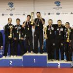 Robert Budny i Szymon Kaszuba Brązowymi Medalistami Pucharu Świata Krav Maga – 15.04.2018 r. Paryż