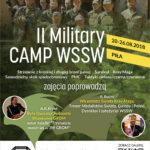 Obóz z byłym Operatorem JW GROM oraz Wicemistrzem Świata Krav Maga